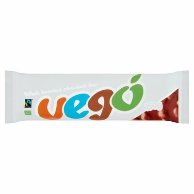 Vego Organic And Vegan Chocolate Share 150g