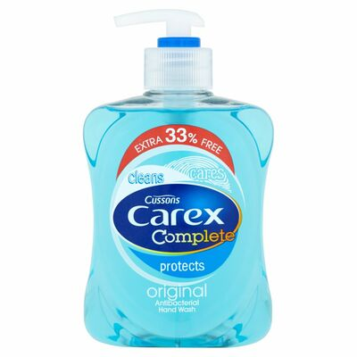 Carex Hand Wash Original +33% 333ml