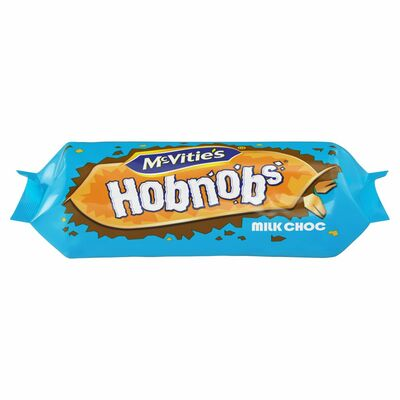 Mcvitie's Milk Chocolate Hobnobs 262g