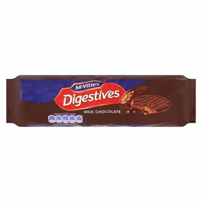McVitie's Digestives Milk Chocolate 400g