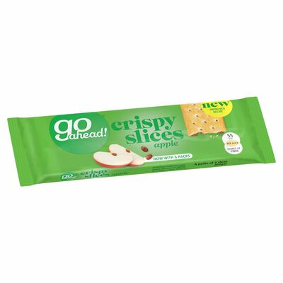 McVitie's Go Ahead Fruit Slices Apple 6 Pack 261g