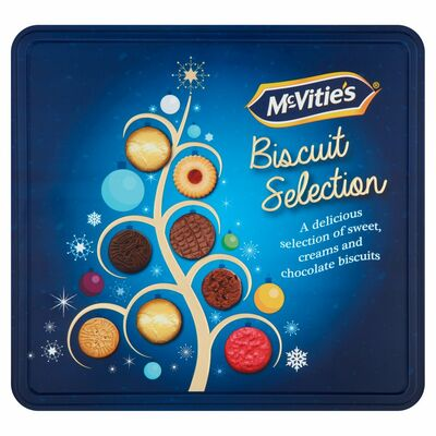 McVitie's Biscuit Collection Tin 400g
