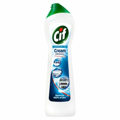 Cif Cream White 500ml