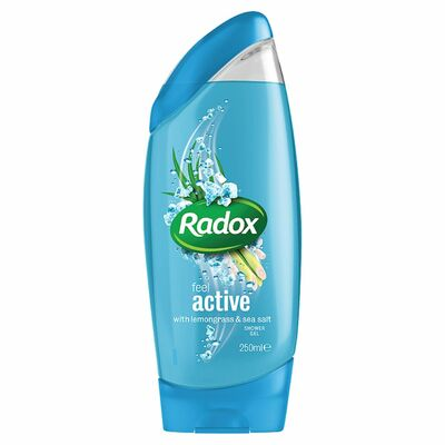 Radox Shower Active 250ml