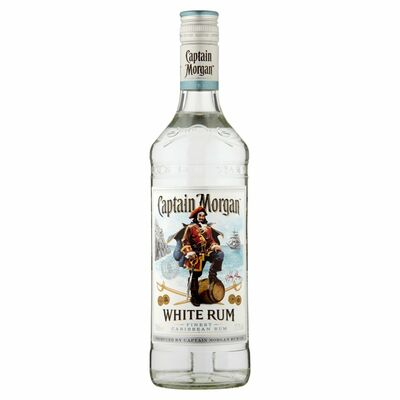 Captain Morgan White Rum70cl