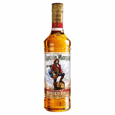 CAPTAIN MORGAN ORIGINAL SPICED RUM 70CL