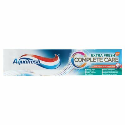 Aquafresh Complete Care Extrafresh 75ml