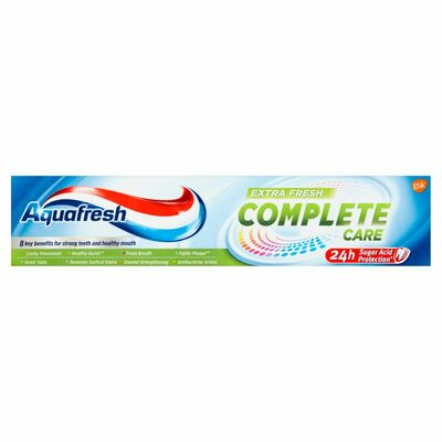 Aquafresh Toothpaste Complete Care Extra Fresh 100ml