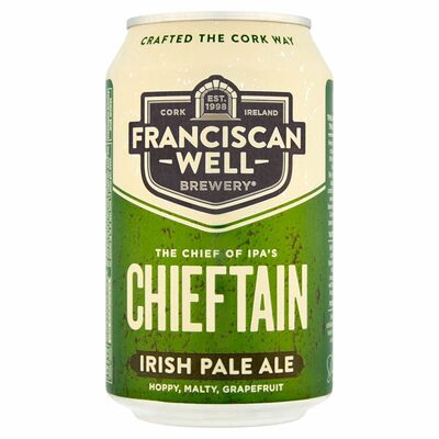 Franciscan Well Chieftan Can 330ml
