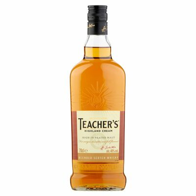 TEACHERS SCOTCH WHISKY 70CL