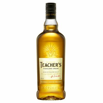 TEACHERS SCOTCH WHISKEY 70CL