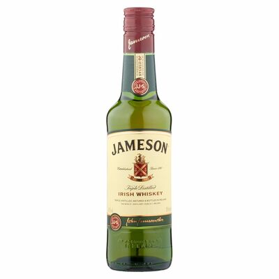 Jameson Triple Distilled Irish Whiskey 35cl