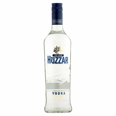 HUZZAR  VODKA  70CL