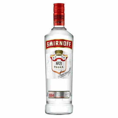 SMIRNOFF VODKA RED 70CL