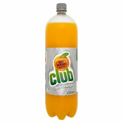 Club Orange Light 2ltr