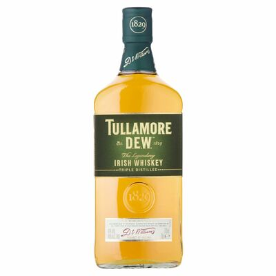 Tullamore Dew Whiskey 70cl