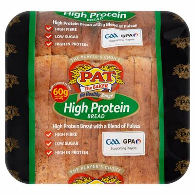 Pat's High Protein Bread 400g
