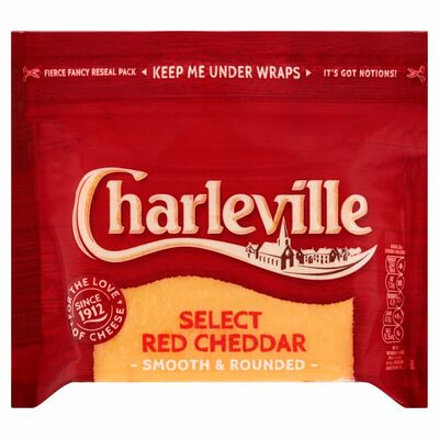 Charleville Select Red Cheddar 200g