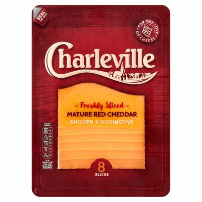 Charleville Mature Red Slices 160g