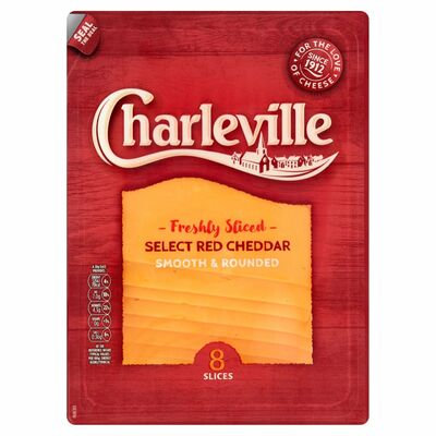 Charleville Red Slices 160g