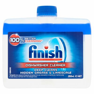 Finish Dishwasher Cleaner Regular 250ml
