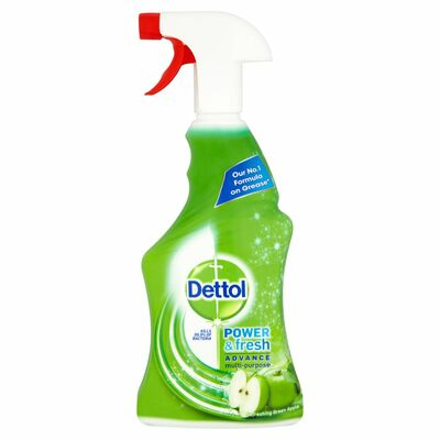 Dettol Power & Fresh Apple 500ml