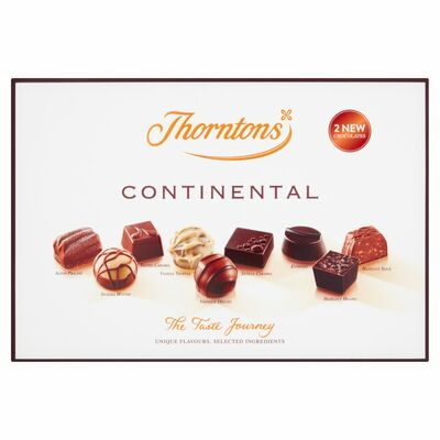 THORNTON'S CONTINENTAL COLLECTION 142G