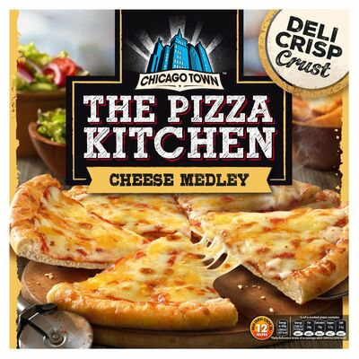 Chicago Town The Pizza Kitchen Cheese 350g