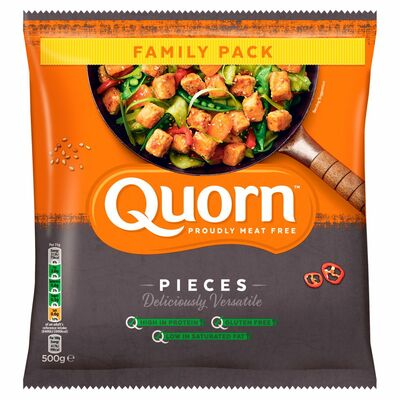Quorn Meat Free Chicken Pieces 500g
