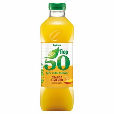 Tropicana Trop50 Red Berries 1ltr