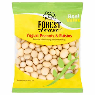 Forest Feast Yogurt Peanuts & Raisins 250g
