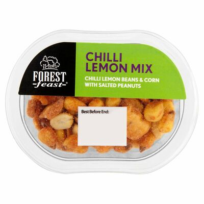 Forest Feast Snack Pot Chilli Lemon Mix 60g