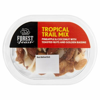 Forest Feast Snack Pot Tropical Trail Mix 55g