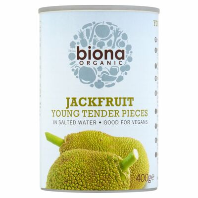 Biona Organic Young Jackfruit In Salted Water 400ml