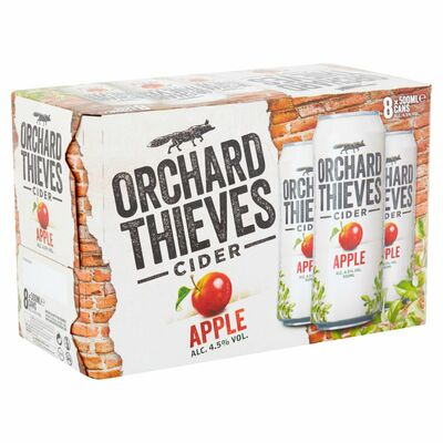 ORCHARD THIEVES CAN PACK 8 X 500ML