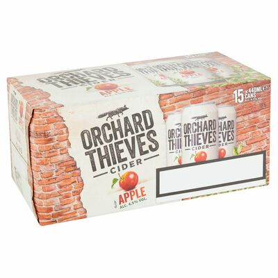 ORCHARD THIEVES CAN PACK 15 X 440ML