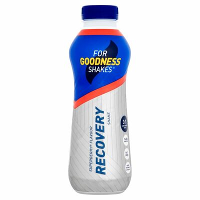 For Goodness Shakes Recovery Superberry 500g