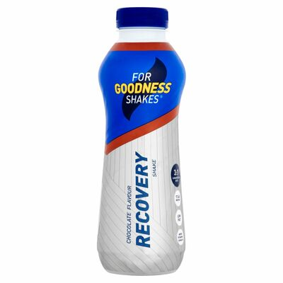 For Goodness Shakes Recovery Milk Chocolate 500g