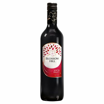Blossom Hill Soft & Fruity Red 75cl