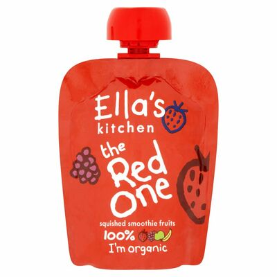 Ella's Kitchen The Red One Smoothie Single 90g