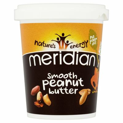 MERIDIAN PEANUT BUTTER SMOOTH 454G