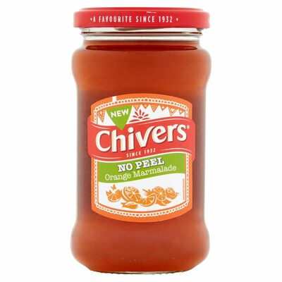 Chivers No Peel Marmalade 370g