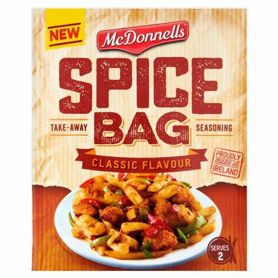 McDonnell's Spice Bag 40g