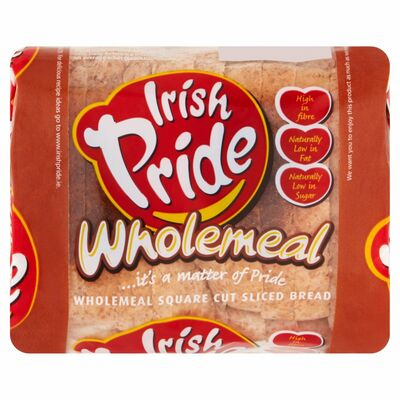 Irish Pride Small Pan Brown 400g