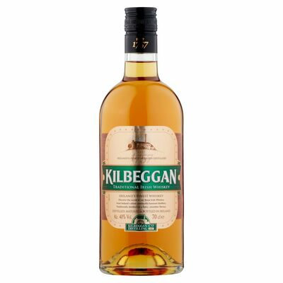 KILBEGGAN IRISH WHSKEY 70CL