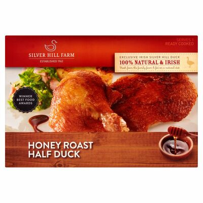 HONEY ROAST HALF DUCK 400G