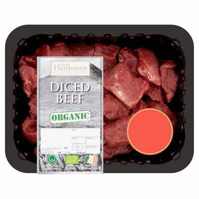 Goodherdsmen Orginal Diced Beef 480g