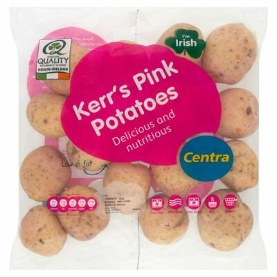 CENTRA KERR PINKS POTATOES 2KG