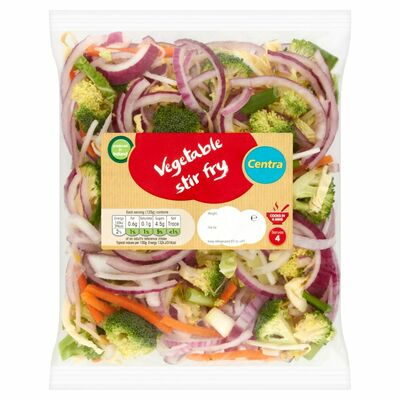 CENTRA VEGETABLE STIR FRY 500G