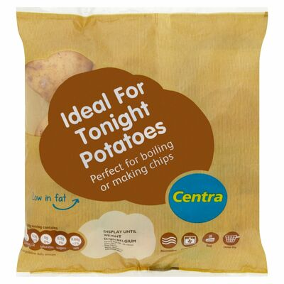 Centra Fresh Irish Whites Ideal For Tonight Potatoes 850g